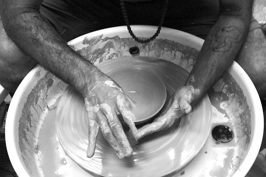 Pottery BW